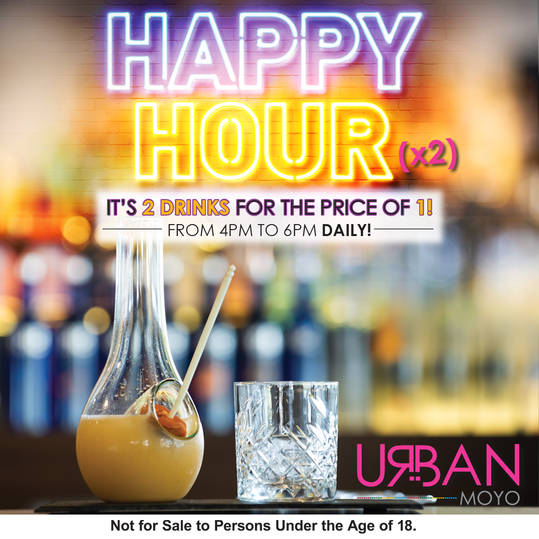 Urban Happy Hour