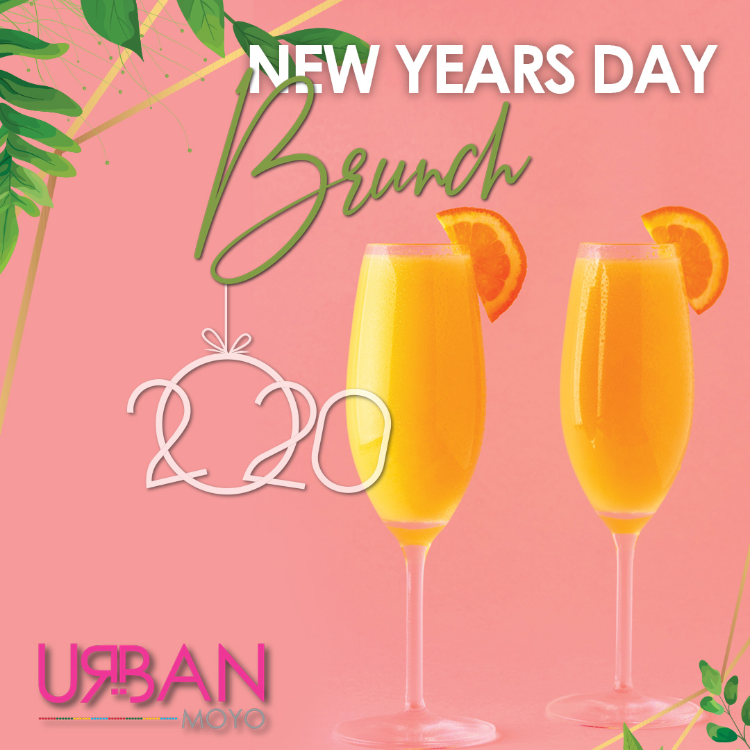 New Years Day Brunch • 1 January 2020